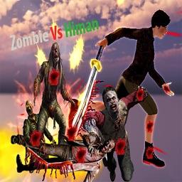 Zombie Vs Hitman