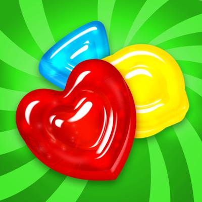 Gummy Drop! – A Match 3 Puzzle Game app