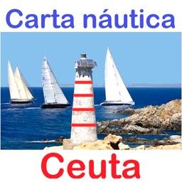 Marine: Ceuta - GPS Map Navigator