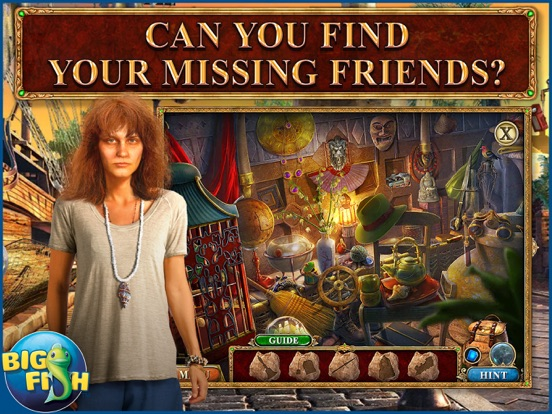 Hidden Expedition: The Fountain of Youth screenshot 7