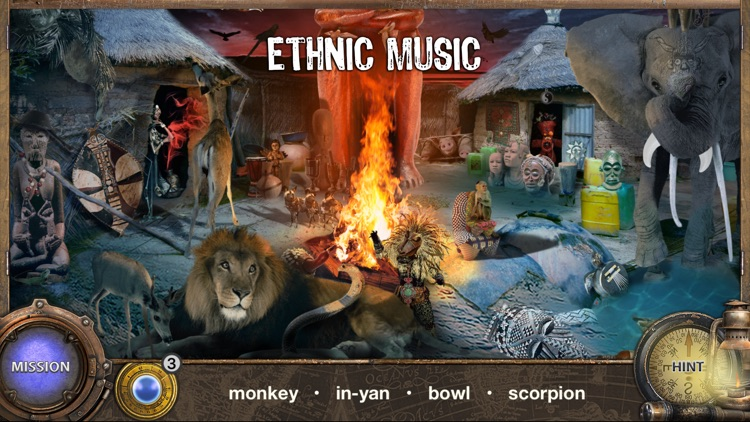 Around The World in 80 Days - Hidden Object Games screenshot-3