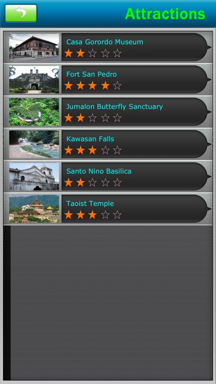 Cebu Island Offline Guide screenshot-2