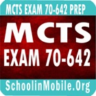 MCTS試験70-642 PREP icon