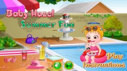 Baby Hazel : Summer Fun screenshot three