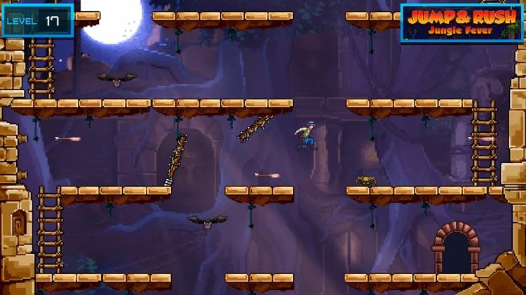 Jump & Rush - Jungle Fever screenshot-3