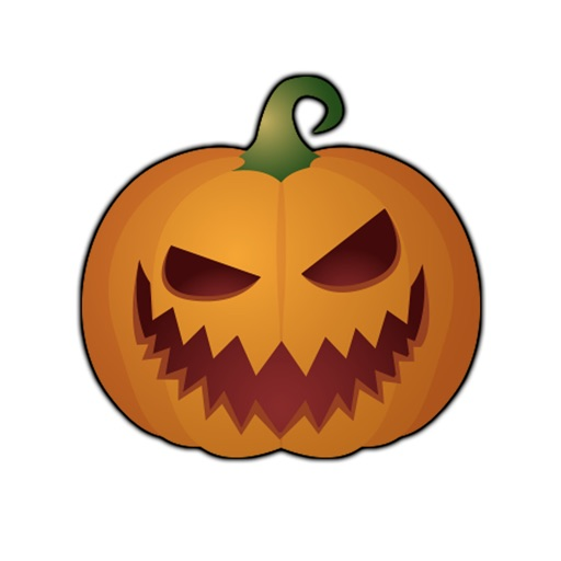 Pumpkin - Halloween stickers