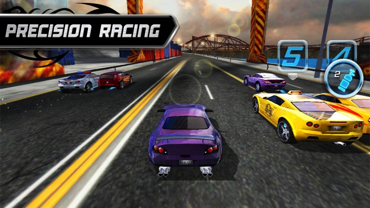 Rogue Racing: PinkSlip screenshot-2
