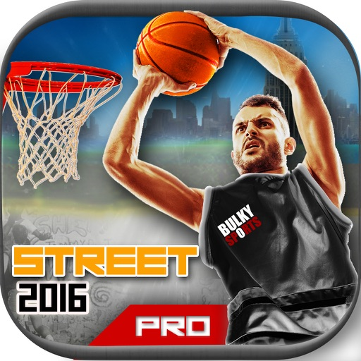 Street Basketball JAM: Real Basketball kings of dribbling and dunk smashes 2016 by BULKY SPORTS [Premium]