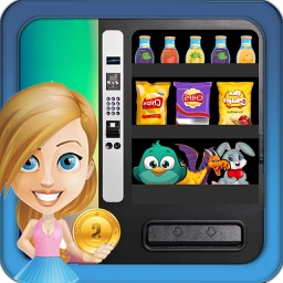 Vending Machine Simulator & Prize Claw Games