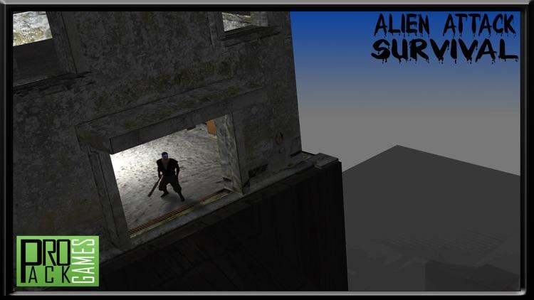 Alien Attack Survival - Max Infection War Anarchy screenshot-3