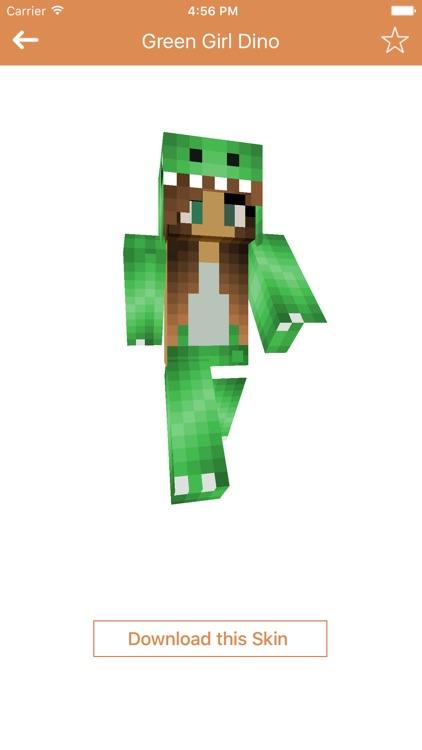 New Dinosaur Skins for Minecraft PE & PC Edition