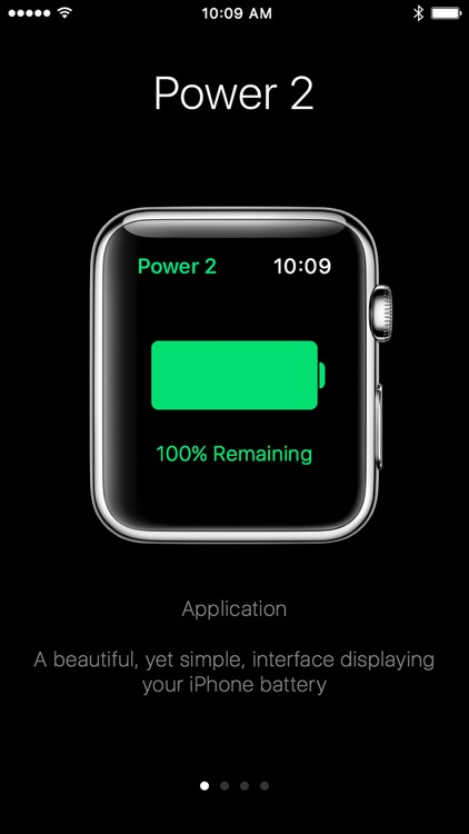 Power 2 for iPhone and Apple Watch