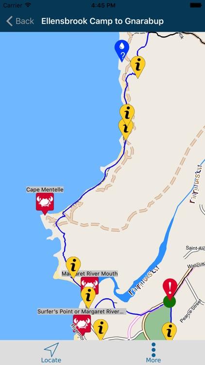 Cape to Cape Track Guide screenshot-3