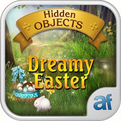 Hidden Objects Dreamy Easter