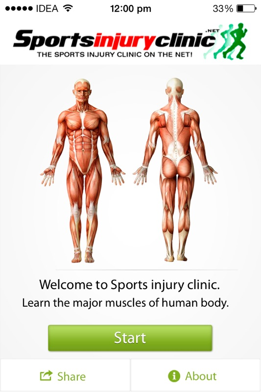 Human Muscles Quiz From Sportsinjuryclinic Online Game Hack