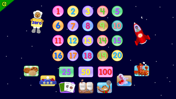 Starfall FREE Screenshot