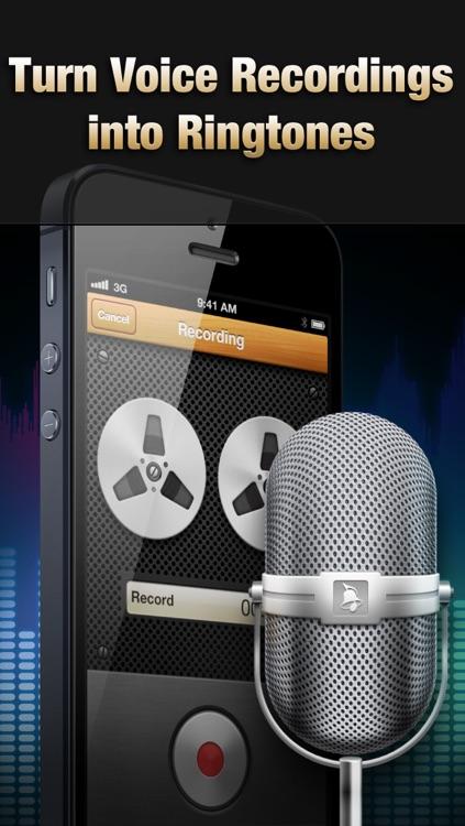 Ringtone Unlimited Pro - Create Unlimited Ringtones & Alert Tones screenshot-3