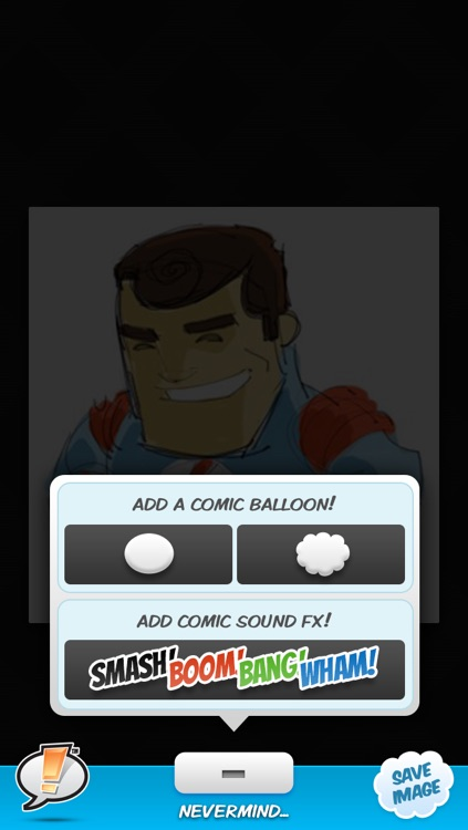 SuperLame! Comic Balloons