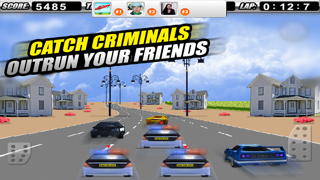 A Cop Chase Car Race 3D PRO 2 - Police Racing Multiplayer Edition HDのおすすめ画像3