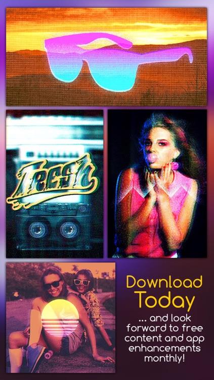 1986 - 80s Photo Filters & FX screenshot-4