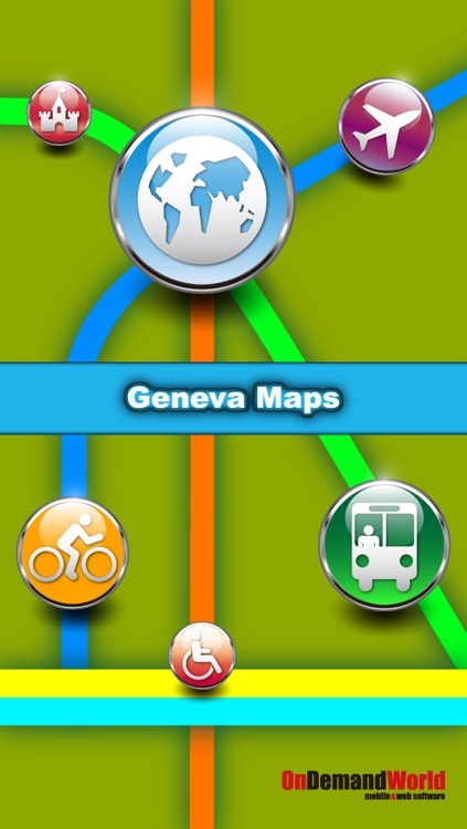 Geneva Maps - Download Bus Maps, City Maps and Tourist Guides.