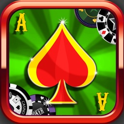 Ace Classic 5 Card Draw Jackpot Poker - Ultimate Vegas Casino and Slots Game