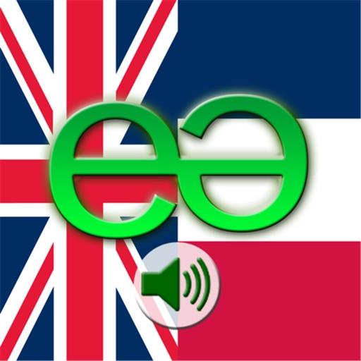 English to French Voice Talking Translator Phrasebook EchoMobi® Travel Speak LITE