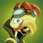 Steampunk Chicken - Free iPhone / iPad Edition Racing icon