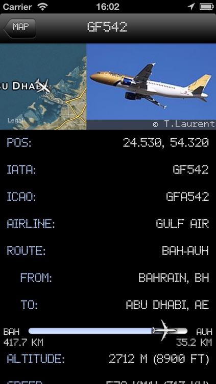 Emirates Airport - iPlane2 Flight Information screenshot-4