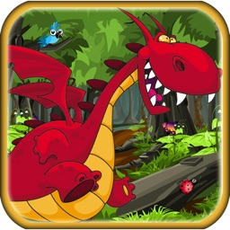 A Baby Dragon Fantasy Park Run: Cool Endless Dragon Story for Monster's Clan