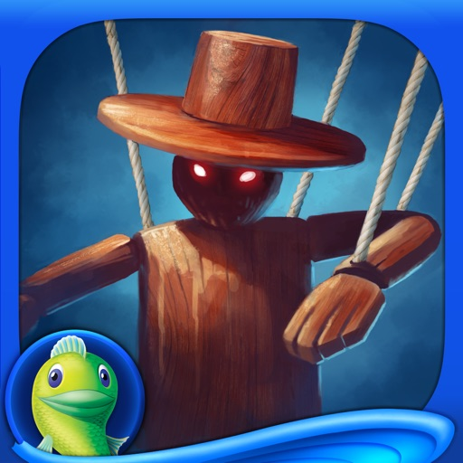 Fairy Tale Mysteries: The Puppet Thief - A Hidden Objects Adventure icon
