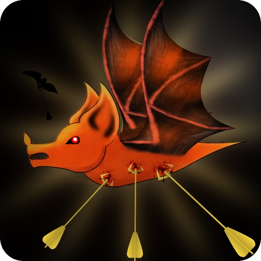 Vampire Bat Hunt Pro - Play cool action packed bat shooting arcade game icon