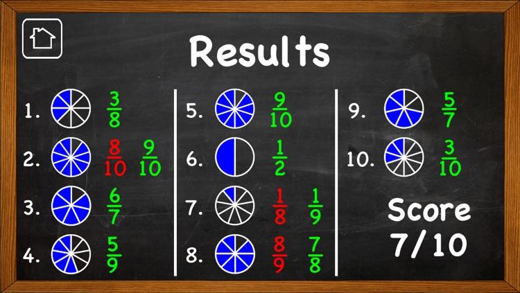 Fractions screenshot-3