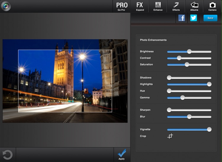 PixelPoint HD - Photo Editor and Camera Photo Effects screenshot-1