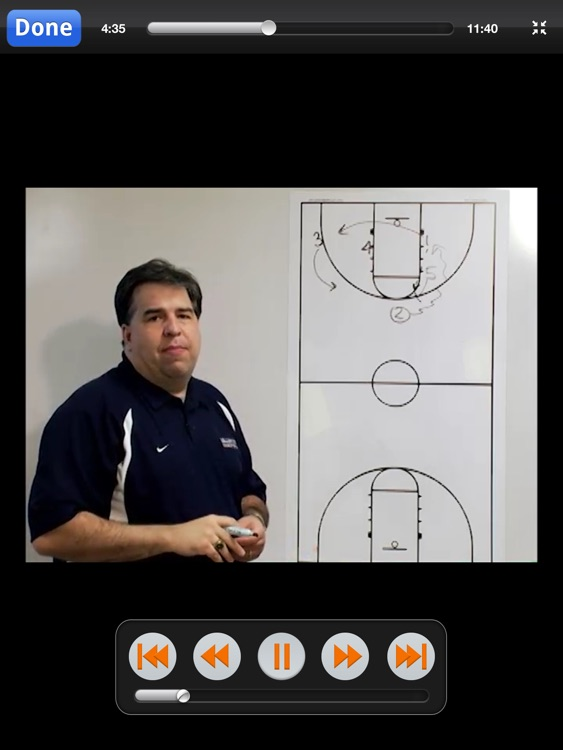 Secrets Of International Basketball: Scoring Playbook - with Coach Lason Perkins - Full Court Training Instruction - XL screenshot-3