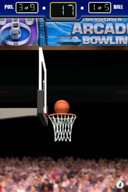 3 Point Hoops® Basketball screenshot-3