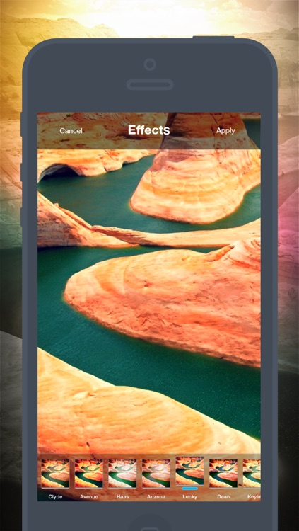 Pic Fuze Pro – Photo Editor (Best Professional Photo Editor with Cool Effects) screenshot-3