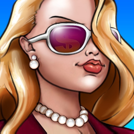 Millionaire City for iPad icon