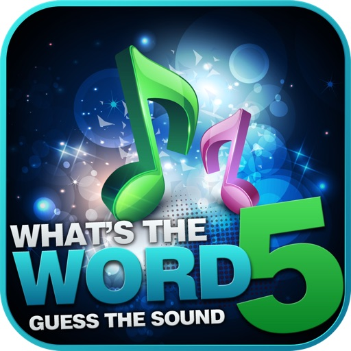 What's The Word 5 - Guess the Sound