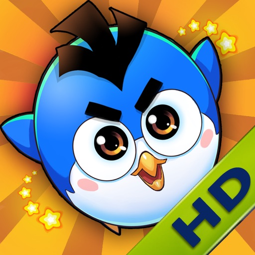 Bouncy Penguin HD