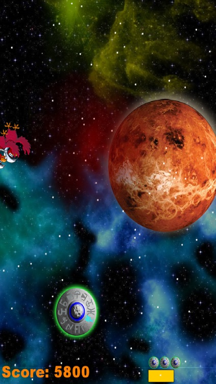Angry Alien:  Attack Of The Space Birds screenshot-3