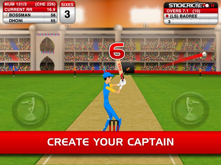 Stick Cricket Premier LeagueHD screenshot-0