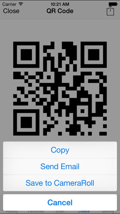 Best QR scanner & generator screenshot-2