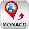 モナコ 旅行地図 - Offline OSM Soft