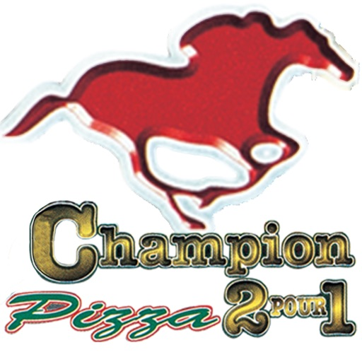 Champion Pizza Icon