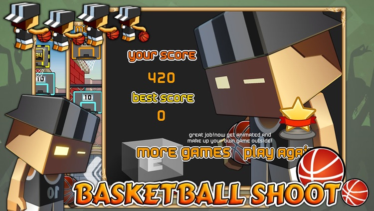 Basketball Shoot screenshot-3