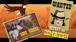 Lone Riders: Zombie Rangers Running Amok-3