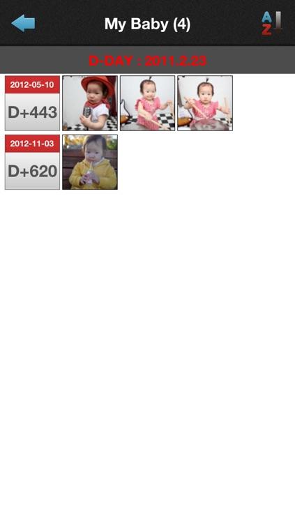 D-DAY ALBUM Lite - Event Photo Album Manager screenshot-3