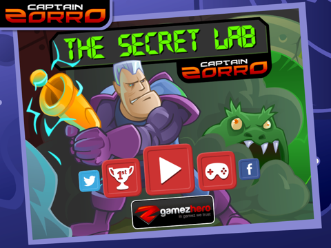 Captain Zorro: The Secret Lab | App Price Drops