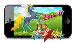 Pretty Little Pony Spiel - My Fun Nette Jumping AusgabeScreenshot von 1